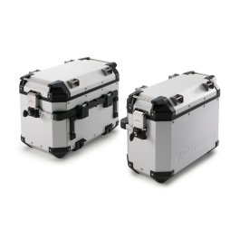KTM TREKKER SILVER CASE SET ADVENTURE 2015 ON