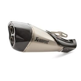 KTM AKRAPOVIC SLIP ON SILENCER SUPER DUKE R 2020