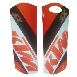 KTM FORK DECAL PROTECTION SX 2015