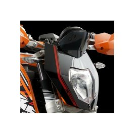 KTM HEADLIGHT GRAPHIC DECAL 125 DUKE 2011-2016