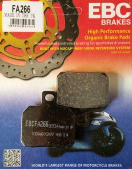 KTM BRAKE PADS RC8/1290 SUPER DUKE R/SE/GT REAR 2014-2017