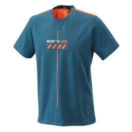 KTM PURE STYLE T-SHIRT BLUE