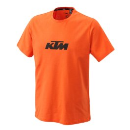 KTM PURE LOGO T-SHIRT ORANGE