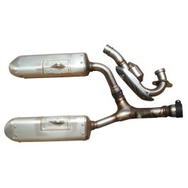 HONDA CRF250R EXHAUST SYSTEM 2013-2017