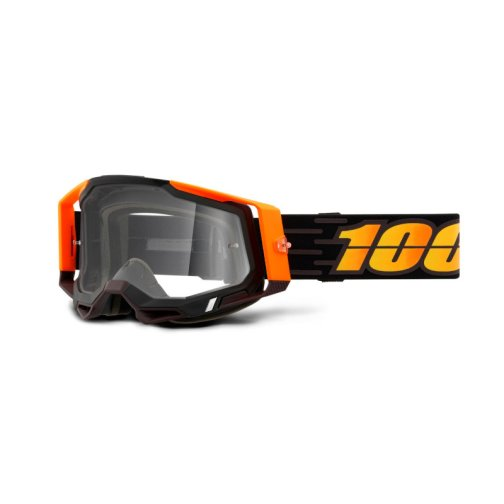 RACECRAFT 2 GOGGLE COSTUME 2 - CLEAR LENS