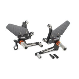 KTM REAR SET SUPER DUKE R 2020 ON