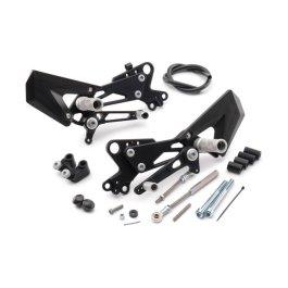 KTM FOOTPEG SYSTEM RC125/390 2014 ON