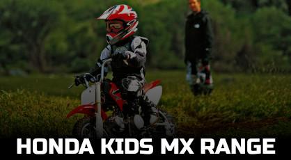 HONDA KIDS MOTOCROSS RANGE