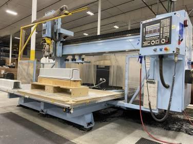 Redline Plastics DMC 5 axis CNC Machine
