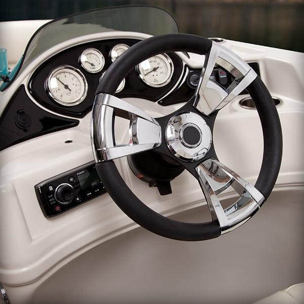 Pontoon Boat Console Vacuum Forming Fiberglass Reinforced