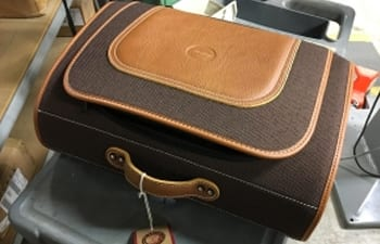 Textile Luggage and Bags