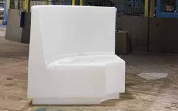 Rotational Molding Seat Bases