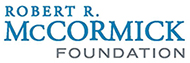 McCormick Foundation Logo