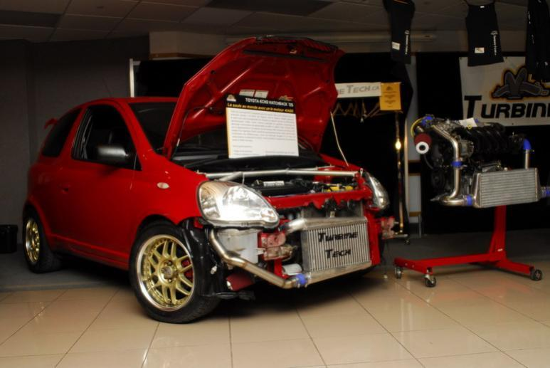 toyota yaris trd turbo 2017 indonesia gypsydigi s garage project slowtop 2005 echo exterior