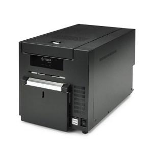 Zebra ZC10L Card Printer