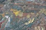 Murals of the Ramakian