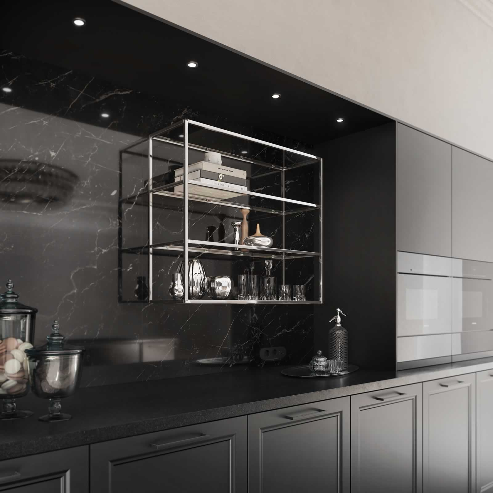 SieMatic Classic Redl Kitchen Studio
