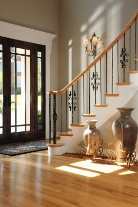 It's bold and timeless at the sam. Stairway Feng Shui Rules — Types of Stairs & How They