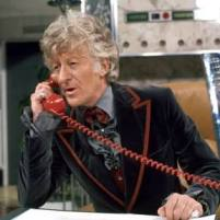 Third Doctor Jon Pertwee