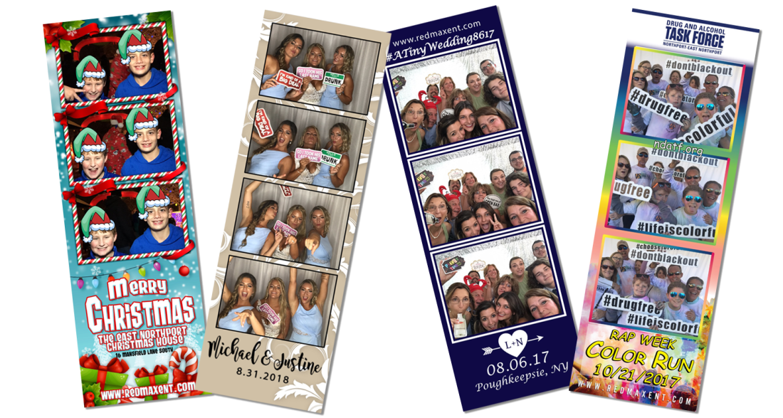 Photo Booth Montage