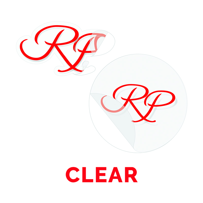 Clear Stickers RP