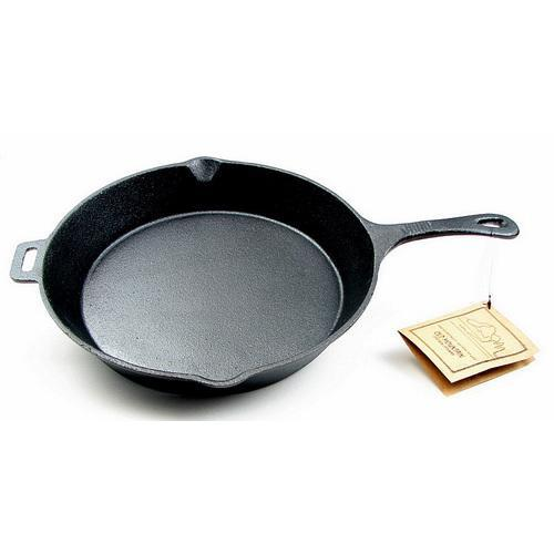 12 in Cast Iron Skillet