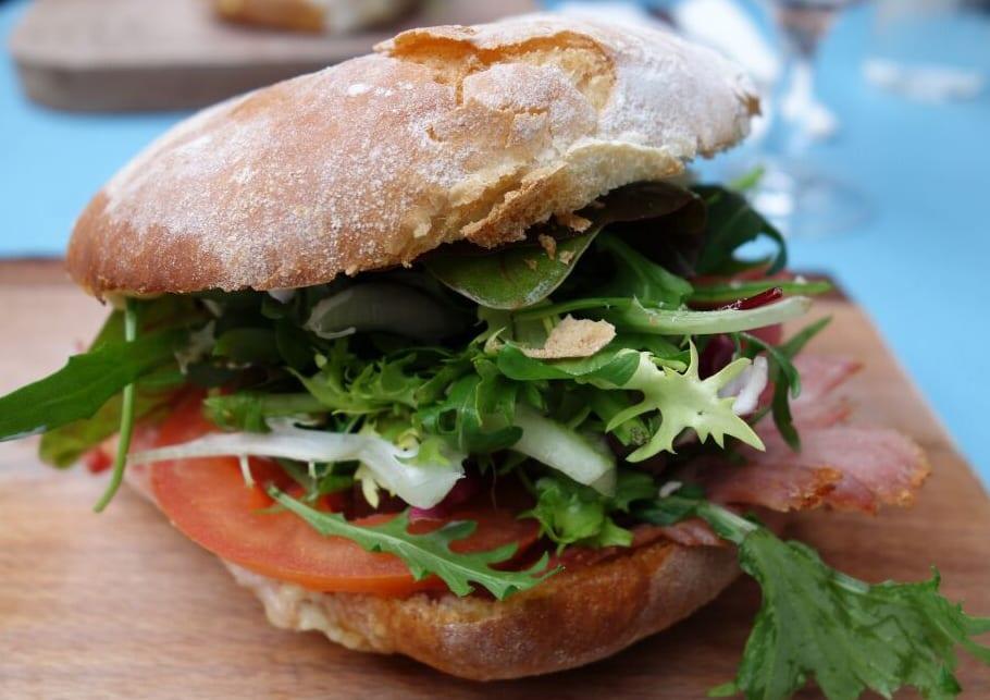 Irish Sandwich recipe