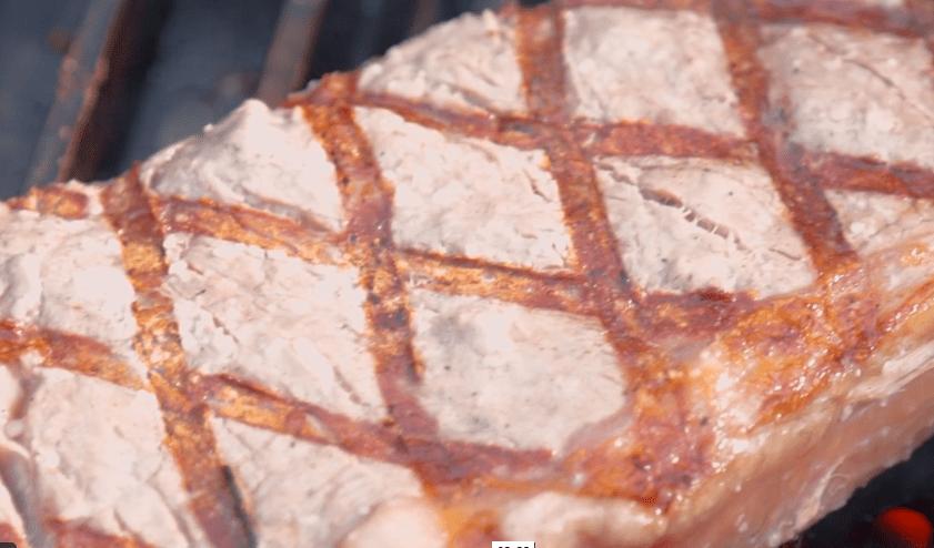 how to sear steak