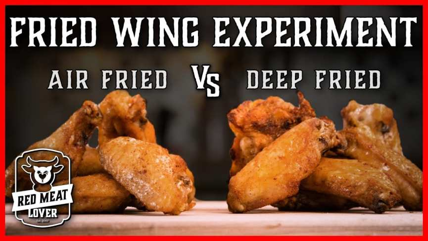 fried wing experiment