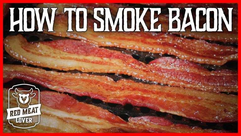 how to smoke bacon