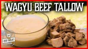 wagyu beef tallow