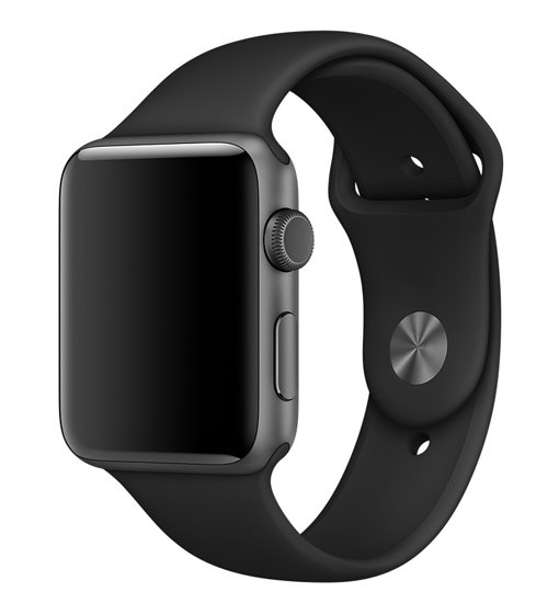 bratara neagra apple watch