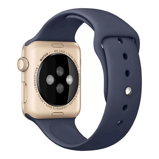 bratara midnight blue apple watch