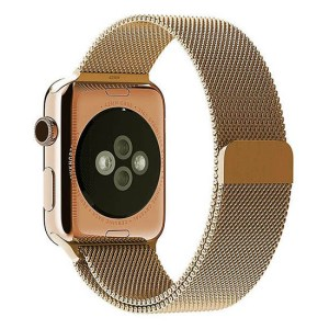 bratara aurie apple watch 4