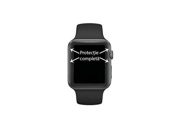 folie sticla completa apple watch