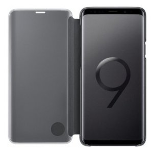 husa protectie clear view samsung s9