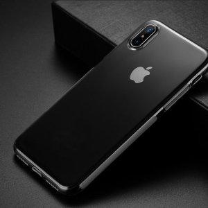 husa transparenta iphone xs max