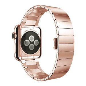 Curea metalica Apple Watch rose gold
