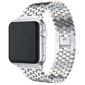 curea apple watch silver