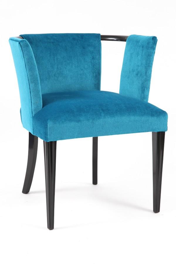 4 Eliel Saarinen Occasional Chairs  red modern furniture