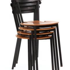 Stackable Restaurant Chairs Velvet For Sale Metal & Oak Dining | Red Modern Furniture