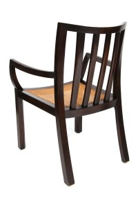 6 Michael Taylor for Baker Dining Chairs | red modern ...