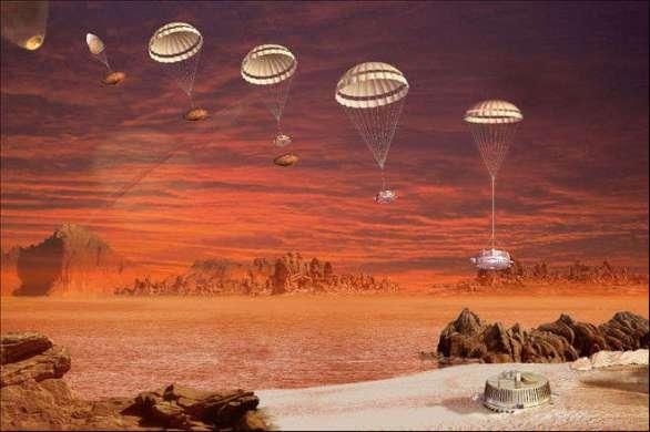 titan-landing-saturn-moon-huygens-descent