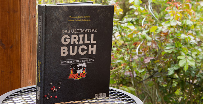 Redmountain BBQ Erkelenz BBQPit Das ultimative Grillbuch Rezension Erfahrungen Header