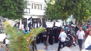 ISIS in the Maldives