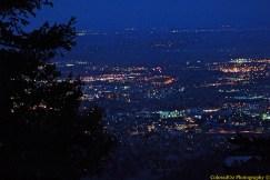 Sundown over Boulder!
