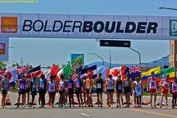 BOLDER Boulder Men's Pro Start
