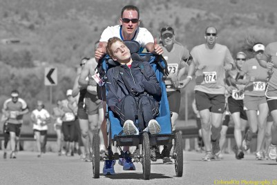 Athletes in Tandem - pure inspiration!