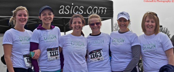 Nice job Team Dixon Orthodontics!