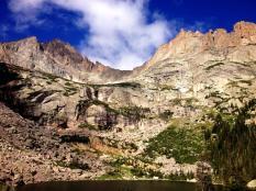 Glacier Gorge Overlook